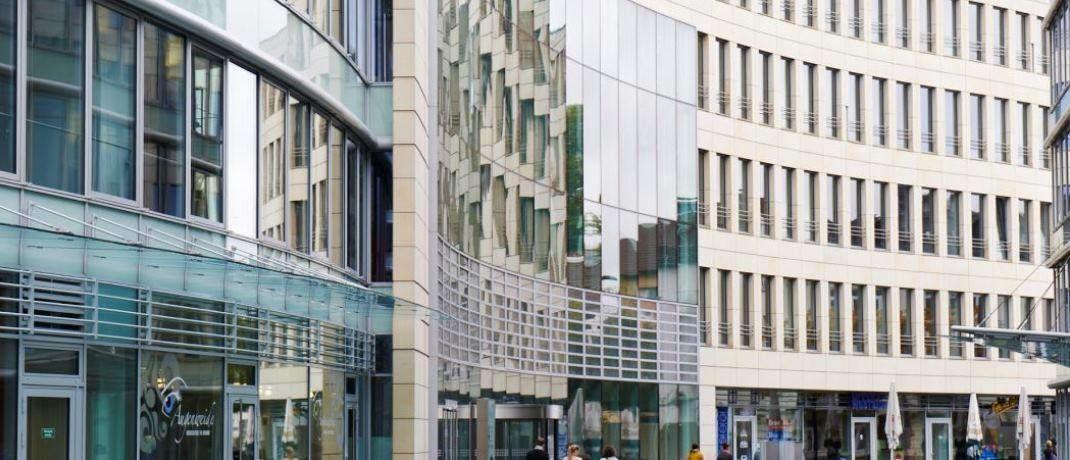 Sitz von Invesco Asset Management in Frankfurt|© Invesco Asset Management