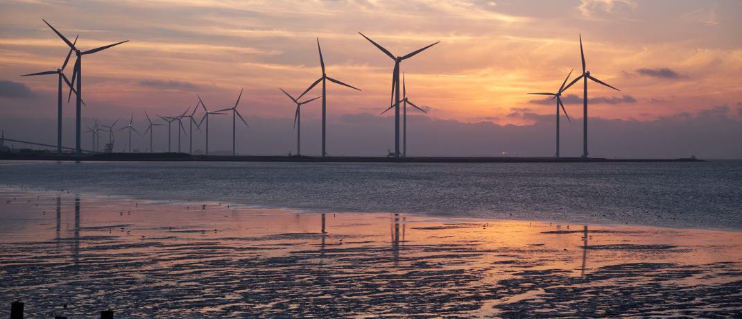 Offshore-Windräder: Zum Jahresende sind insgesamt 23 Green-Bond-Fonds zum Vertrieb in Deutschland zugelassen. Davon richten sich drei explizit an institutionelle Investoren und 20 auch an Privatanleger.|© Pixabay