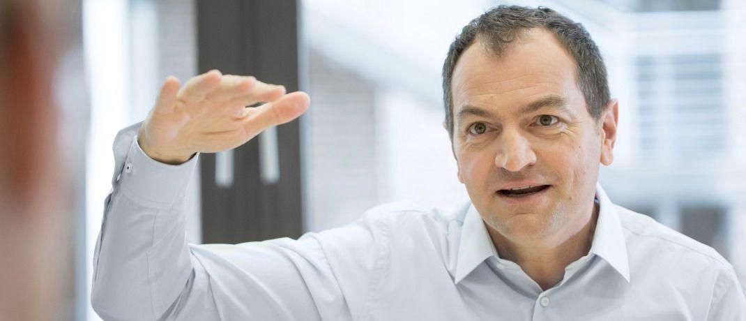 Markus Drews ist Hauptbevollmächtigter der deutschen Niederlassung der Canada Life.|© Canada Life
