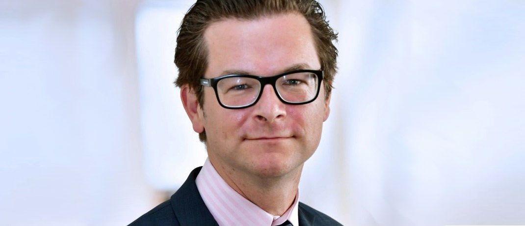 Gründungsmitglied und Geschäftsführer von Werthstein: Bastian Lossen, ehemaliger Marketing-Chef der Credit Suisse.