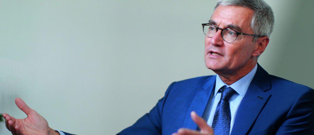 Erwartet, dass die Notenbanken bald wieder freizügiger werden könnten: Carmignac-Anlagestratege Didier Saint-Georges|© Pablo Monge Fernandez