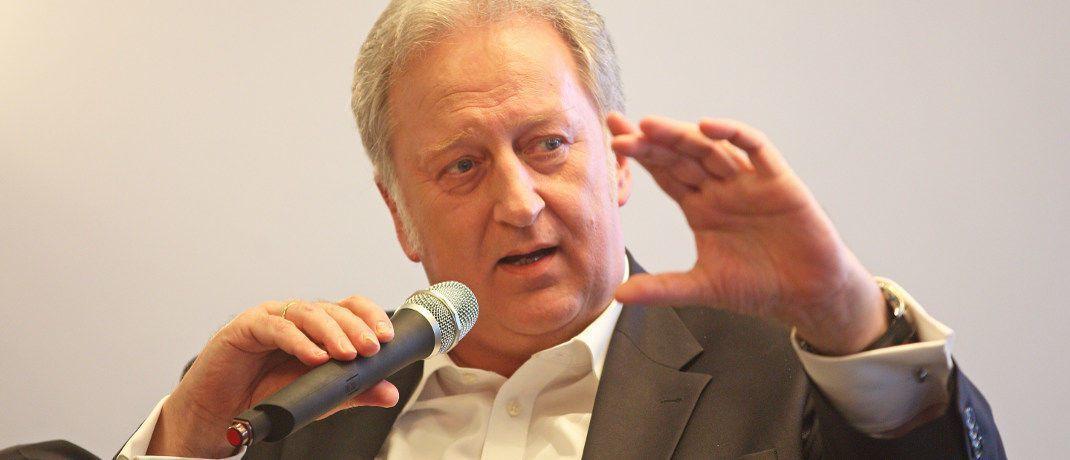 Folker Hellmeyer, Chefanalyst bei Solvecon Invest|© Solvecon