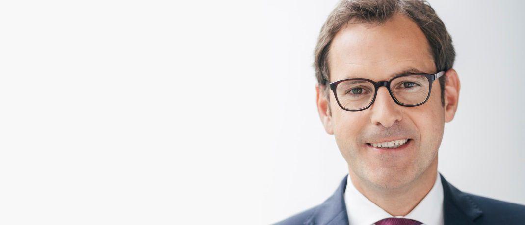 Olaf Bläser ist Vorstandsvorsitzender der Ergo Beratung und Vertrieb.|© Ergo