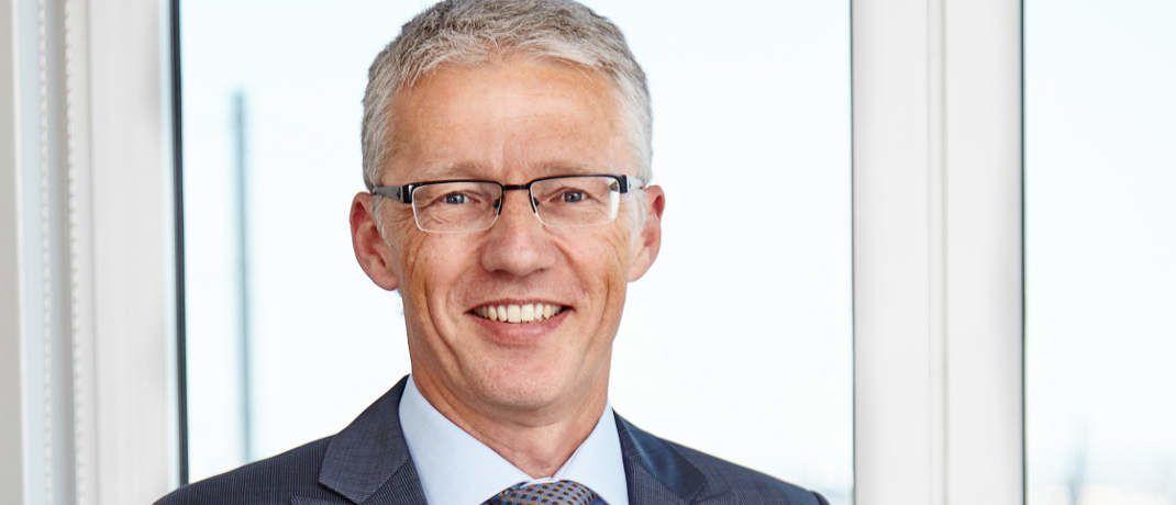 Martin Stötzel ist Managing Partner bei der Rhein Asset Management in Düsseldorf.|© Rhein AM