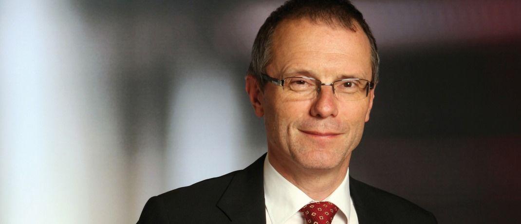 Christian Heger, Chefanlagestratege bei HSBC Global Asset Management (Deutschland), sieht 2019 aus Anlegersicht zuversichtlich entgegen.|© HSBC Global Asset Management