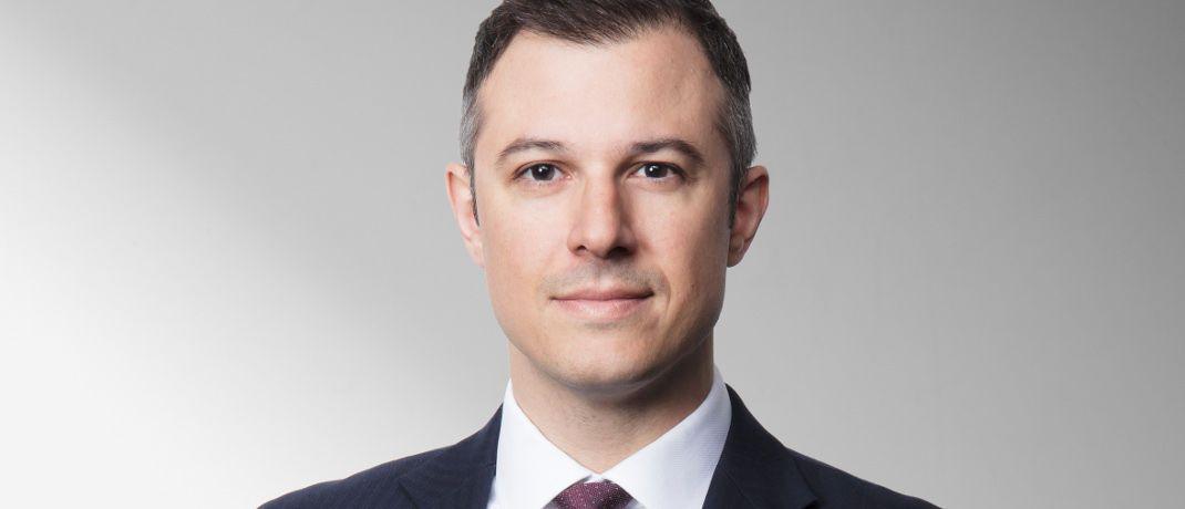 Marco Bonaviri ist Senior Portfoliomanager bei der Schweizer Bankengruppe Reyl.|© Reyl