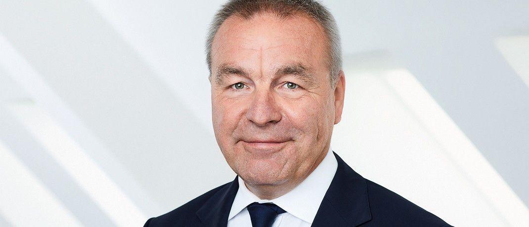 Ralf Berndt ist Vorstand Vertrieb und Marketing der Stuttgarter Lebensversicherung.|© Stuttgarter
