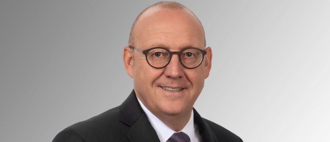 Frank Kettnaker ist Mitglied des Vorstands des Alte Leipziger – Hallesche Konzerns.|© Alte Leipziger