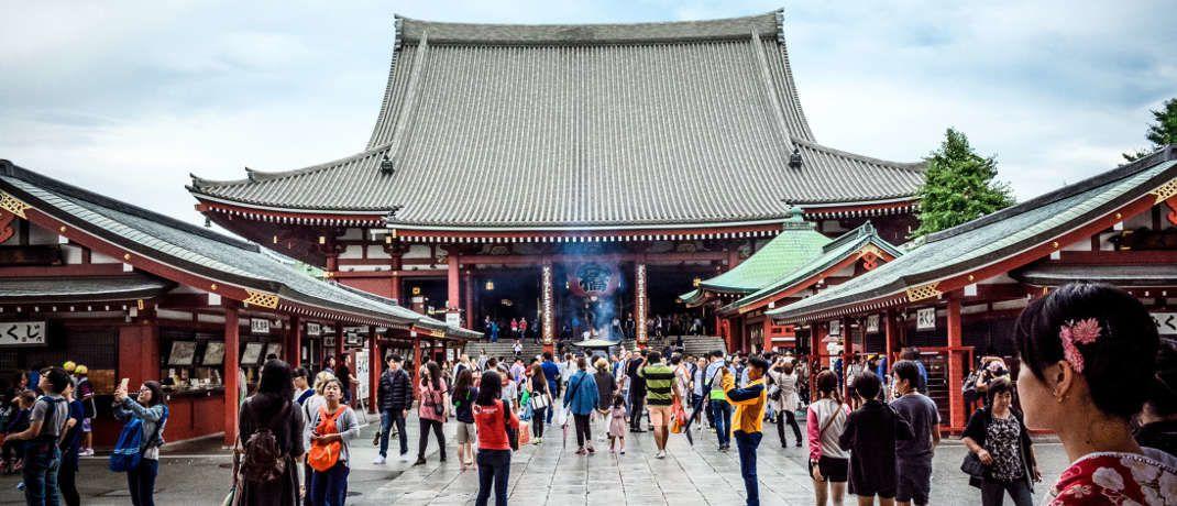 China: Der nach wie vor drohende Handelskrieg des asiatischen Schwellenlandes mit den USA drückt auch weiterhin auf die Stimmung der internationalen Investoren.|© Unsplash