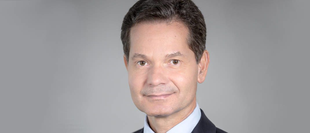 Patrice Gautry ist Chefvolkswirt bei Union Bancaire Privée (UBP) | © UBP