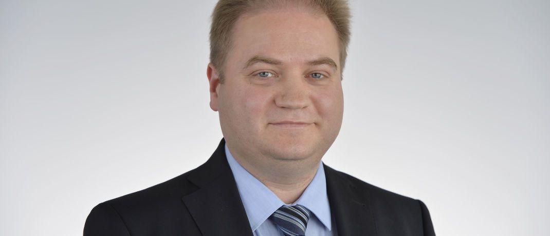 Daniel Hartmann, Chefvolkswirt beim Hannoveraner Fondsanbieter Bantleon|© Bantleon