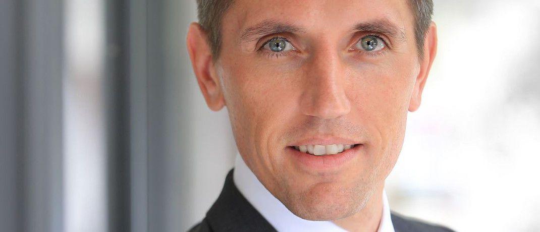 René Niemann berät Kunden der V-Bank ab sofort zum Thema Nachfolgeplanung.