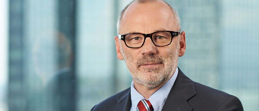 Michael Jensen: Der Experte für Asset Allocation erklärt, worauf Anleger in diesem Jahr ganz besonders achten sollten.|© Moventum Asset Management; TEAM UWE NOELKE