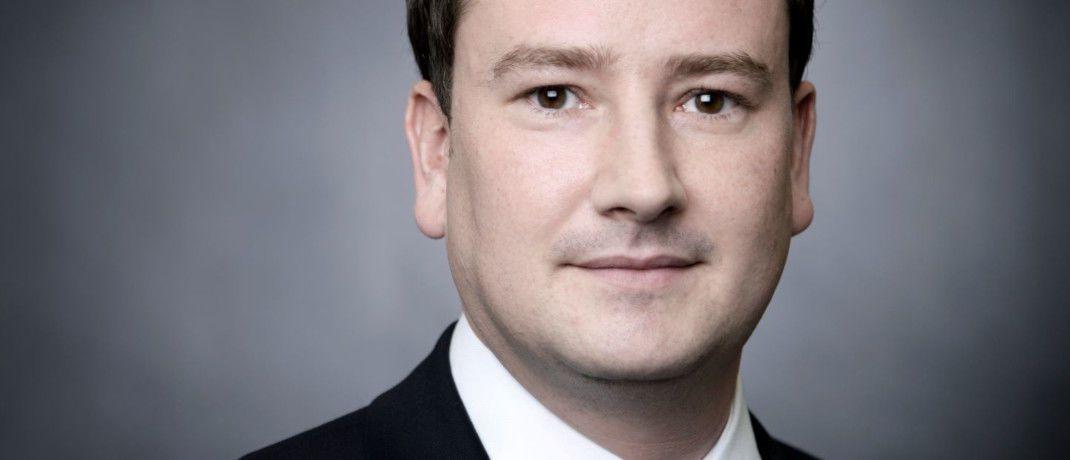 Michael Krzyzanek tritt in die Geschäftsführer der auf Immobilien spezialisierten Deutschen Investment KVG ein. |© Deutsche Investment