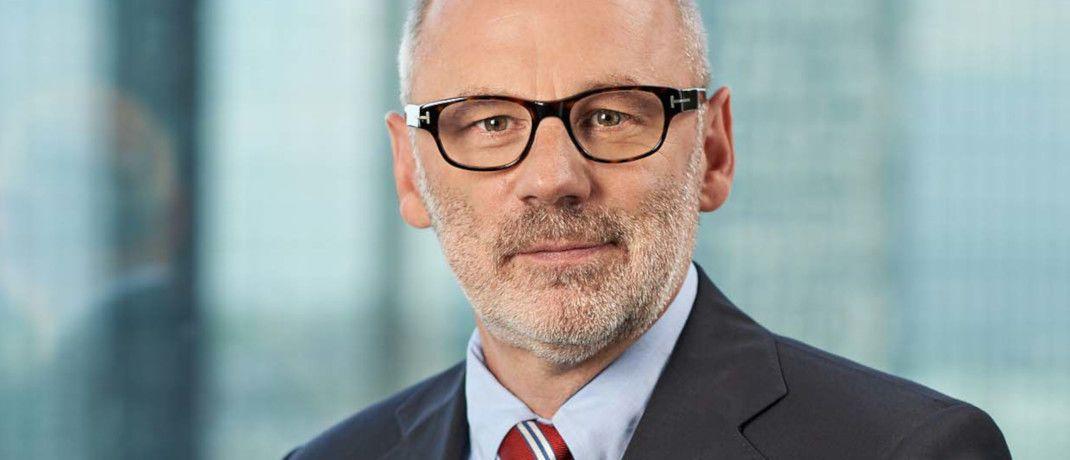 Michael Jensen ist Geschäftsführer der neu gegründeten Moventum Asset Management. |© Moventum