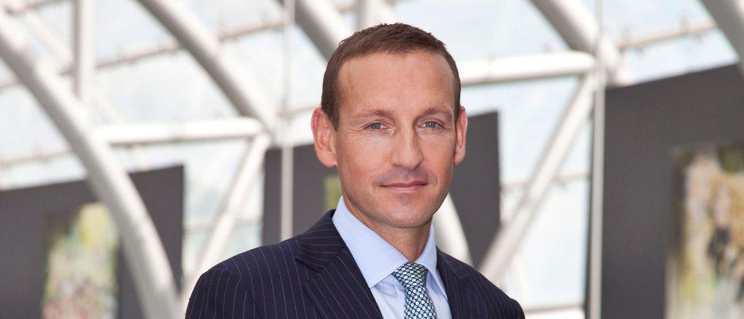 Markus Ploner ist Geschäftsführer von Spängler Iqam Invest. |© Spängler Iqam Invest
