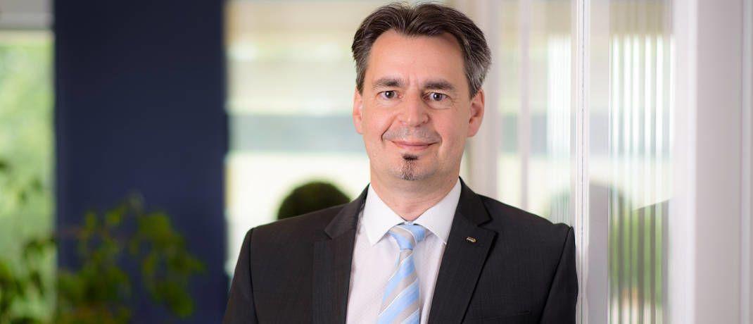 Philipp von Wartburg, Geschäftsleiter Technologie & IT bei der Deutschen Gesellschaft für RuhestandsPlanung, DGfRP|© DGfRP