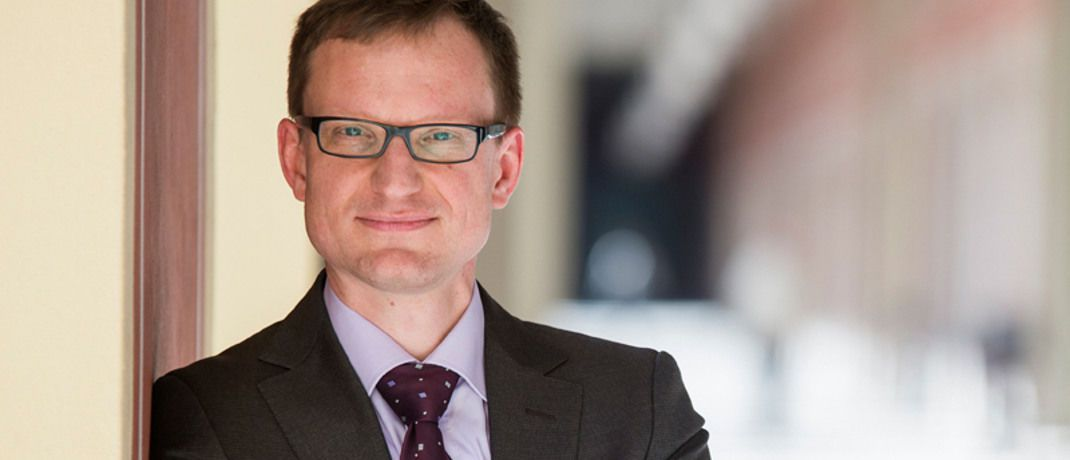 Marc-Oliver Lux ist Chef der Münchner Vermögensverwaltung Dr. Lux & Präuner.|© Ist die Luft bei den Tech-Riesen raus?