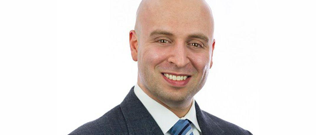 Christopher Gannatti: Der Research-Chef für die Region Europa bei der New Yorker Investmentgesellschaft Wisdomtree kooperiert bei einem neuen Indexfonds mit dem Börsenbetreiber Nasdaq und der Consumer Technology Association (CTA).|© WisdomTree Investments