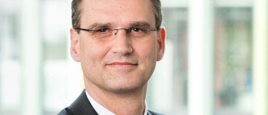 Friedemann Lucius ist Vorstand des Beratungsunternehmens Heubeck.