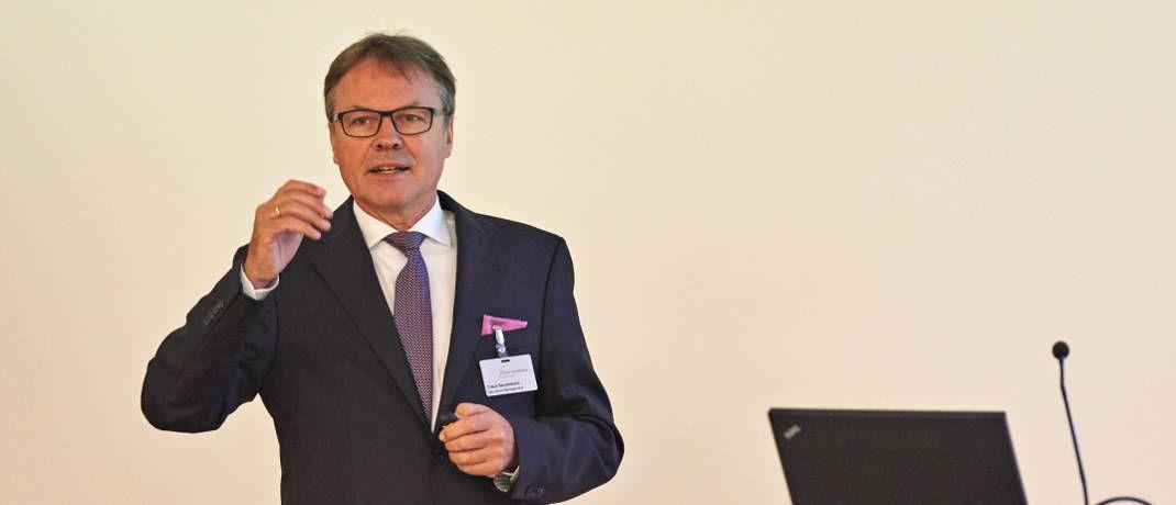 Claus Sendelbach ist Mitglied der Geschäftsführung in der Fondsgesellschaft Apo Asset Management|© Team Uwe Nölke