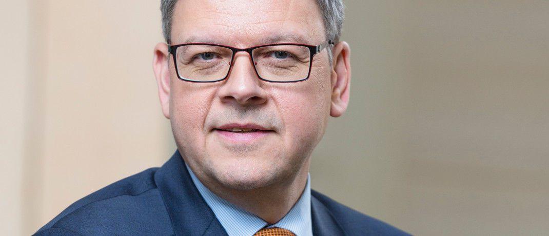 Bafin-Exekutivdirektor Thorsten Pötzsch|© Bernd Roselieb / Bafin