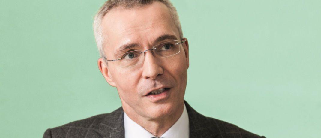 Michael Franke ist Gründer und geschäftsführender Gesellschafter des Analysehauses Franke und Bornberg.|© Bernhard Huber