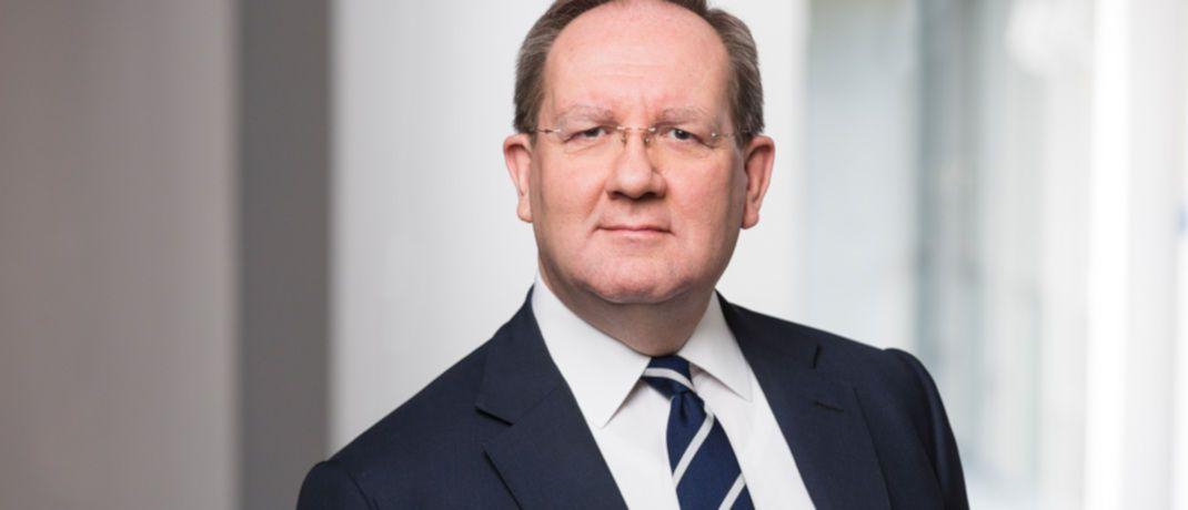 Felix Hufeld ist Präsident der Bundesanstalt für Finanzdienstleistungsaufsicht.