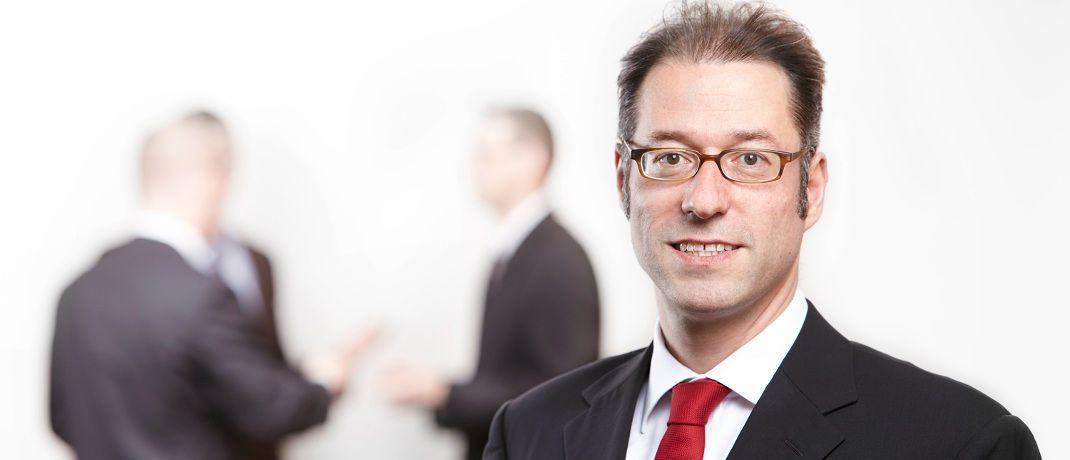 Marcus Storr, Leiter für Alternative Investments beim Vermögensverwalter Feri|© Feri