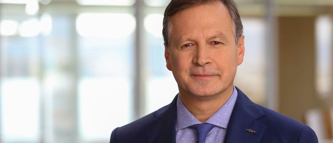 Stefan Wallrich ist Vorstand der Wallrich Wolf Asset Management in Frankfurt|© Wallrich Wolf