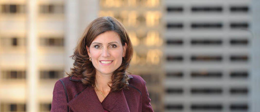 Die neue Chefin von BMO Global Asset Management: Kristi Mitchem|© BMO