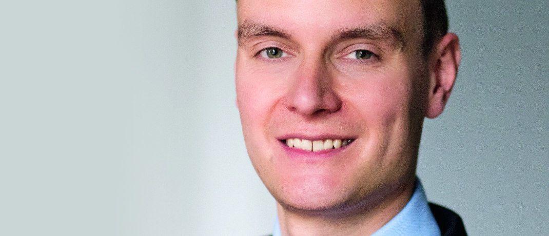 Benjamin Bente: Der Fondsberater gründete vor sieben Jahren die Investmentgesellschaft Vates, benannt nach dem lateinischen Wort für Wahrsager.|© Vates Invest GmbH