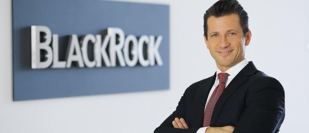 Peter Reichel von BlackRock: Aktienquote von derzeit fast 60 Prozent im ausgewogenen Risikoprofil.|© BlackRock