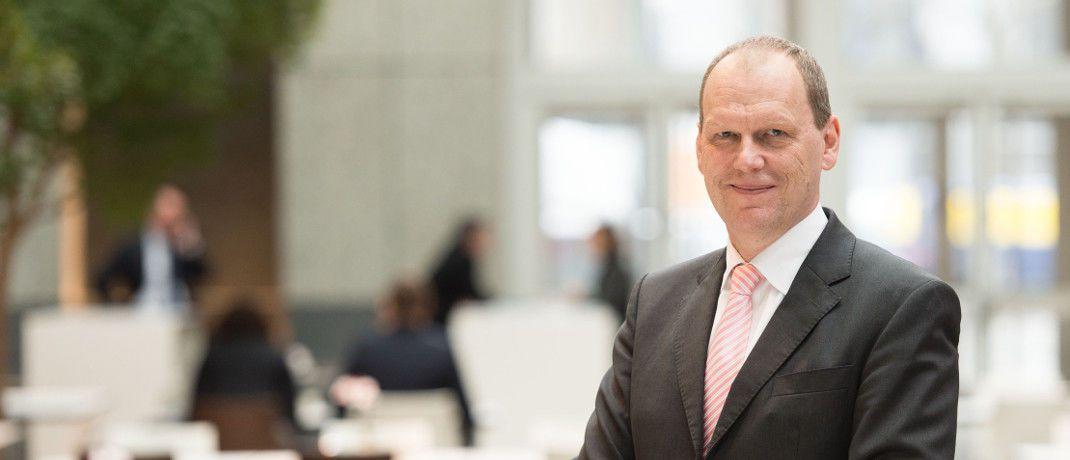 Stefan Bielmeier, DZ BANK. © DZ BANK