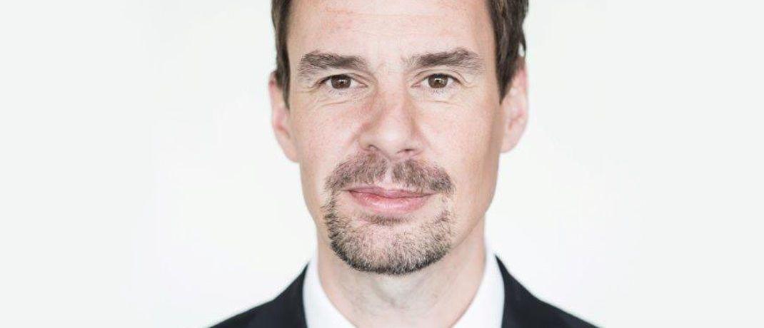 Michael Gollits: Der Vorstand der Franfurter Vermögensverwaltung von der Heydt & Co. sieht Chancen in Skandinavien.|© von der Heydt & Co. AG