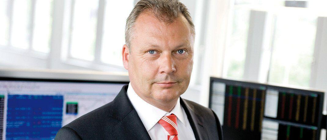 Peter Dreide: Der TBF-Mitgründer verantwortet den Mischfonds TBF Global Income.|© TBF