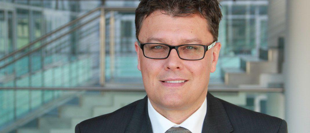 Klaus Bauknecht, IKB Deutsche Industriebank|© IKB Deutsche Industriebank
