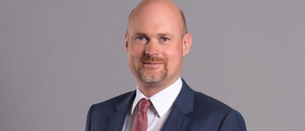 Christian Jasperneite: Der Anlageexperte ist seit Anfang 2009 Investmentchef der Privatbank M.M. Warburg & Co.|© M.M. Warburg & Co