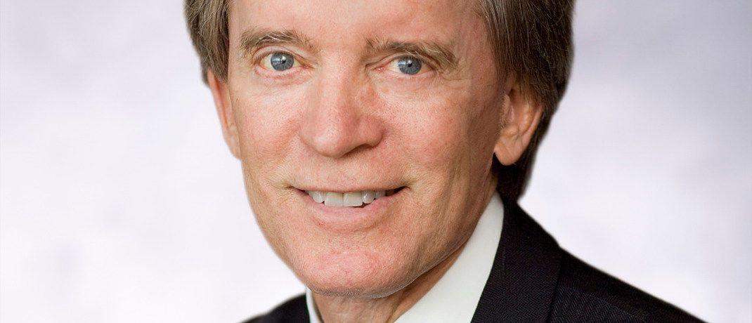 Der legendäre Anleihenstpezialist Bill Gross zieht sich aus der Investmentbranche zurück.|© Pimco