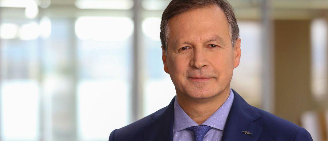 Stefan Wallrich: Der Co-Vorstand bei Wallrich Wolf Asset Management verantwortet auch das Portfolio des neuen Fonds Wallrich AI Peloton. |© Wallrich Wolf Asset Management AG
