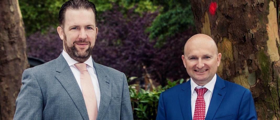Jack Neele und Richard Speetjens, Portfoliomanager bei Robeco, erläutern, welche Trends für die Weltwirtschaft eine Rolle spielen und wie sie die Aktienauswahl beeinflussen.|© Robeco