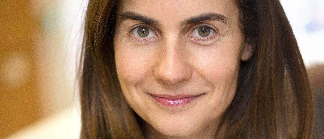 Fondsmanagerin und Nebenwerte-Expertin Stéphanie Bobtcheff|© La Financière de l'Echiquier