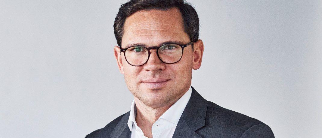 Sebastian Hasenack ist seit Ende 2018 bei Solidvest. |© DJE