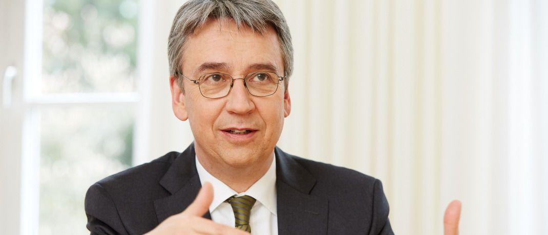 Andreas Mundt, Präsident der Bundeskartellamts, sieht Handlungsbedarf bei Vergleichsportalen.