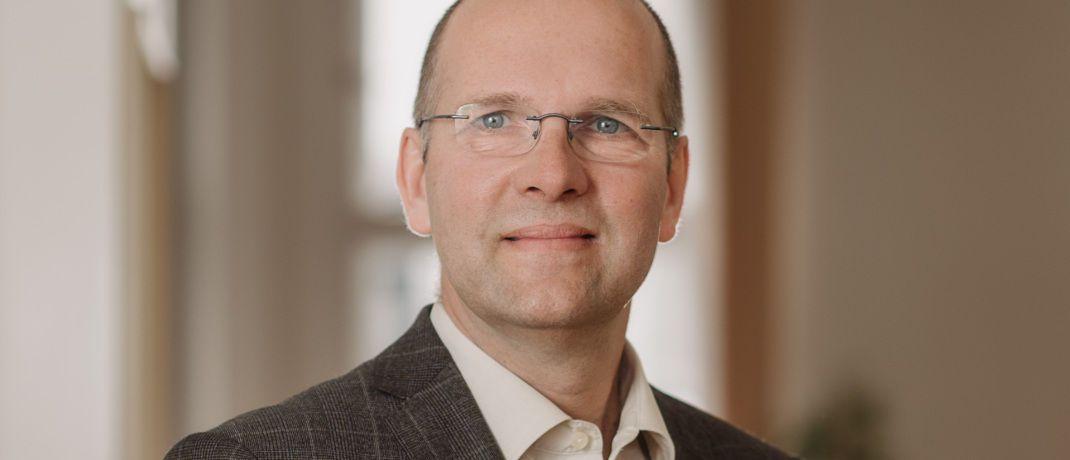Uwe Günther ist Gründungsgesellschafter und Geschäftsführer von BPM - Berlin Portfolio Management.|© BPM - Berlin Portfolio Management