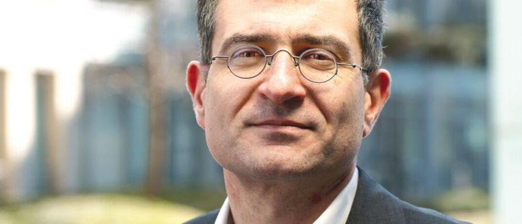 Stellt einen nachlassenden Fondsabsatz fest: Morningstar-Chefredakteur Ali Masarwah