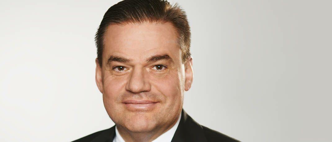 Meldete ordentliche Zahlen fürs Gesamtjahr: BVI-Präsident Tobias C. Pross|© Allianz