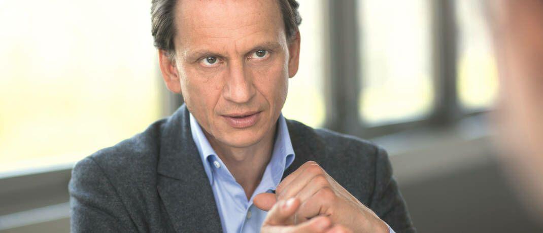 Findet die aktuelle Regulierung übertrieben: BVI-Hauptgeschäftsführer Thomas Richter