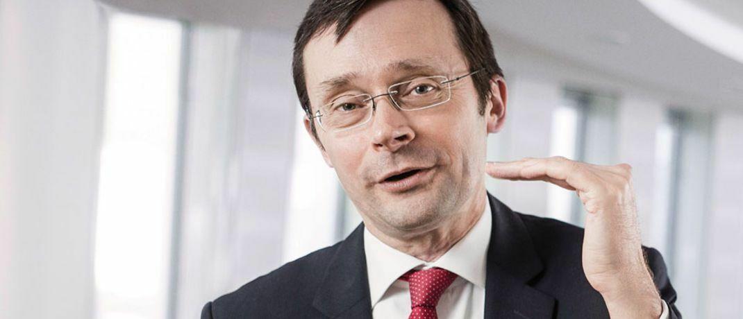 Auch in verhaltenen Zeiten am Aktienmarkt sollten Anleger nicht verzagen, sagt Ulrich Kater, Chefvolkswirt der Dekabank Foto: Dekabank|© Dekabank