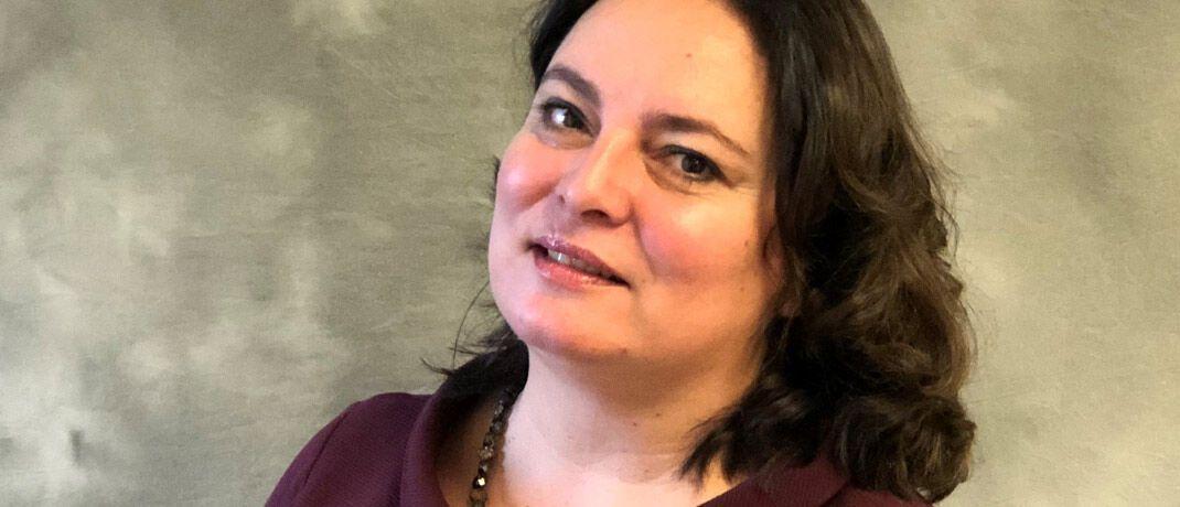 Petra Lugones Targarona leitet vom neuen Münchner Büro aus das deutsche Geschäft von Pinebridge Investments. © Pinebridge Investments